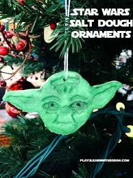 wars salt dough ornaments and thyme