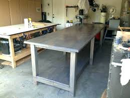 bar height work table counter height computer desk home tables counter height work table
