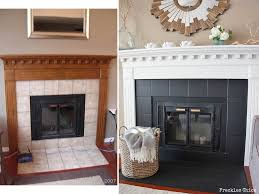 best 25 painting a fireplace ideas on pinterest painting