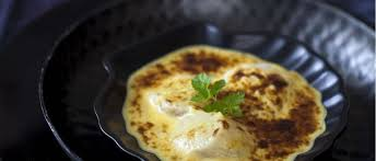 cuisiner des st jacques jacques en sabayon de moutarde truffée les st jacques les
