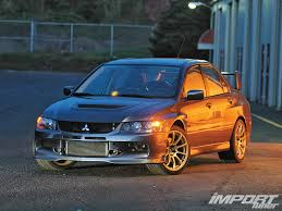 mitsubishi evo 9 wallpaper hd 2006 mitsubishi evo ix budget boost up import tuner magazine