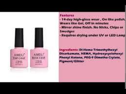aimeili soak off uv led gel nail polish directions u0026 features