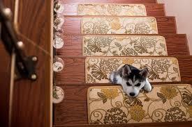 15 best carpet stair treads set of 13 stair tread rugs ideas