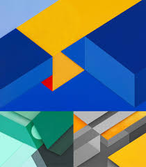 the art behind android marshmallow s new wallpapers library three wallpapers that launched as part of the android marshmallow s default set