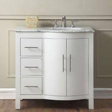 36 In Bathroom Vanity With Top 36 Bathroom Vanity Ebay