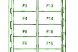 2001 daewoo leganza fuse box diagram 2001 wiring diagrams