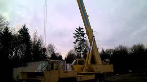 p u0026 h t250 crane youtube