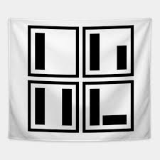 Meme Logo - loss meme logo loss tapestry teepublic