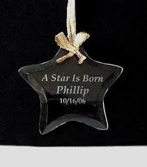 Custom Baby Ornaments 19 Best Personalized Glass Ornaments Christmas U0026 More Images On