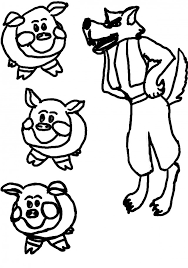 vector black white pig clipart 3404 favorite