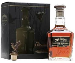 Jack Daniels Gift Set Daniels Ducks Unlimited 2013 Single Barrel Tennessee Whiskey Gift Set