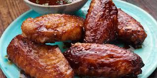 cuisiner des ailes de poulet ailes de poulet marinées facile et pas cher recette sur cuisine