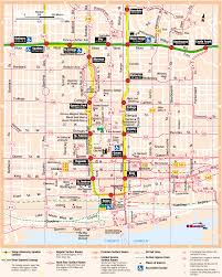 Metro Map Pdf by Ttc System Maps Transit Toronto Content