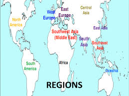 World Regions Map by Whapmap Jpg