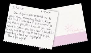 houston clear lake thank you notes education dr
