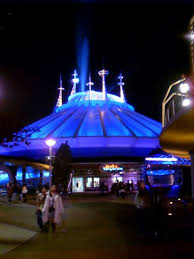 picture of space mountain in hong kong disneyland i took back in