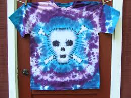 Tie Dye Halloween Shirts by Twirlytoes Wearable Art Tie Dyes