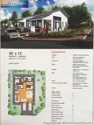 Single Storey Bungalow Floor Plan by Klang Single Storey Bungalow Freehold Bungalow House For Sale In