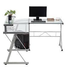 Desk For Computers Computers Tablets Networking L Shape Corner Computer Desk Pc