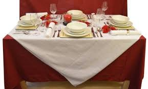 how to set a dinner table correctly setting the perfect christmas dinner table philip morris son blog