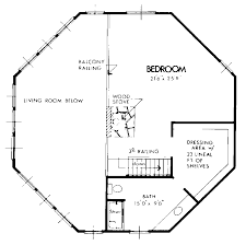 octagon home plans freesia modern home plan 072d 1089 house plans and more
