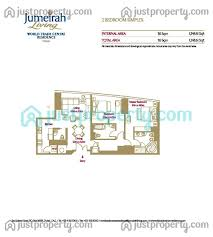 wtc residences floor plans justproperty com