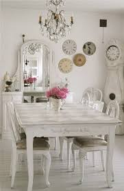 Best Shabby Chic Dining Images On Pinterest Live Shabby - Shabby chic dining room set