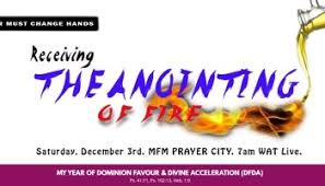 september holy ghost service prayer points a glorious generation