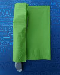 diy tutorial how to make lightsaber napkin wraps for your star