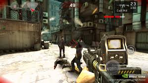 shadowgun meets left 4 dead in dead trigger thd for android