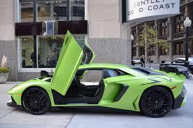 Lamborghini Gallardo Lime Green - 2016 lamborghini aventador lp 750 4 sv stock gc mir120 for sale
