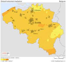 map of belgium file solargis solar map belgium en png wikimedia commons
