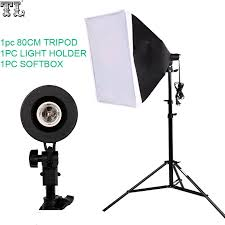best softbox lighting for video tracking number photography softbox lighting kit 50x70cm softbox