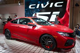 honda civic si insurance rates 6 things we learned about the upcoming 2017 honda civic si motor