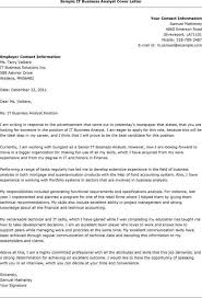 chemical analyst cover letter