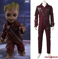 groot costume guardians of the galaxy 2 baby groot costume deluxe version
