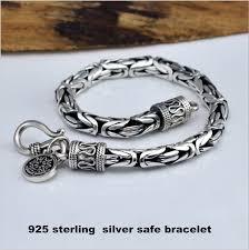 silver fine bracelet images Vintage thai silver bracelets 4 7mm 925 sterling silver bracelet jpg
