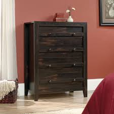 Sauder Harbor View Bedroom Set Harbor View 5 Drawer Chest Hayneedle