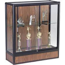trophy display cabinets display cases acrylic metal glass counters and cabinets by waddell