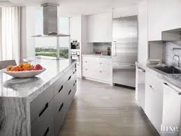 White Designer Kitchens 50 Sleek White Kitchens Features Design Insight From The