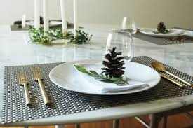 modern thanksgiving decorations contemporary thanksgiving table