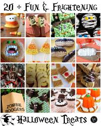 simple halloween recipes for kids italian bbc good food