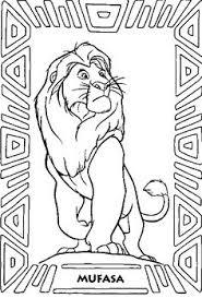 lion king coloring pages bing images disney scrapbook
