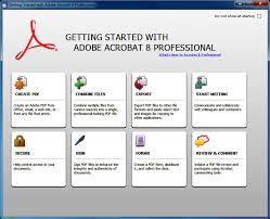adobe acrobat software free download full version adobe acrobat professional 8 0 software downloads techworld