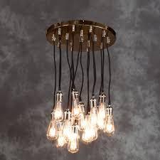 vintage copper ceiling light vintage copper multi pendant light ceiling light lighting pendant