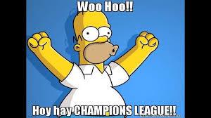 Chions League Memes - chions league memes calientan inicio del torneo europeo