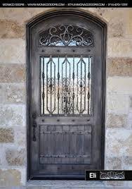 Front Door Design Photos Best 20 Iron Front Door Ideas On Pinterest Wrought Iron Doors