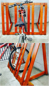 bicycle decorations home best 25 bicycle stand ideas on pinterest bike stand for garage