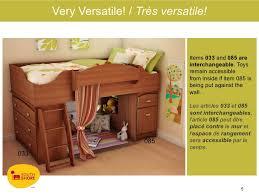 South Shore Imagine Loft Bed South Shore Furniture Imagine Collection Meubles South Shore