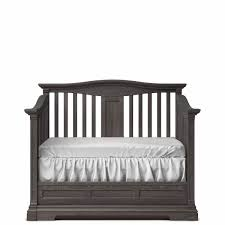 Bella Convertible Crib by Romina Imperio Convertible Crib With Slat Back Kids N Cribs